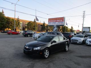 Used 2013 Chevrolet Cruze LT Turbo,NAVIGATION SYSTEM !!! for sale in Scarborough, ON