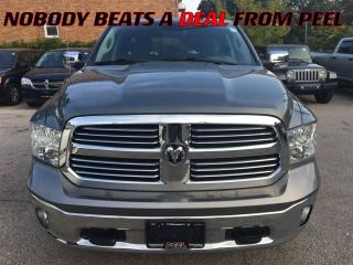 Used 2013 Dodge Ram 1500 SLT**SALE PRICE**UCONNECT**NAV READY** for sale in Mississauga, ON