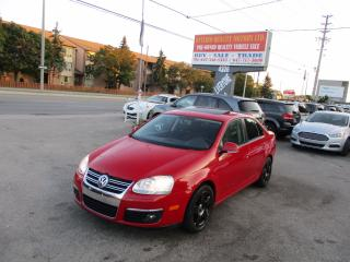 Used 2010 Volkswagen Jetta wolfsburg,NAVIGATION SYSTEM !!! for sale in Scarborough, ON