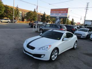 Used 2012 Hyundai Genesis Coupe GT,leather,sunroof for sale in Scarborough, ON