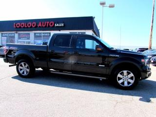 Used 2014 Ford F-150 FX4 4X4 NAVIGATION CAMERA CERTIFIED 2YR WARRANTY for sale in Milton, ON