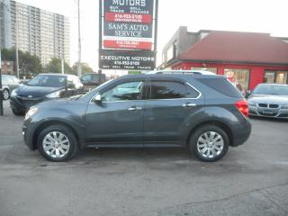 Used 2010 Chevrolet Equinox LT2 LOADED for sale in Scarborough, ON