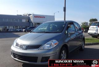 Used 2012 Nissan Versa 1.8 SL |1 Owner|No Accidents||Alloy Wheels| for sale in Scarborough, ON