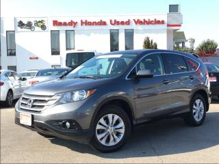Used 2014 Honda CR-V EX-L - Leather - Sunroof - Back up Camera for sale in Mississauga, ON