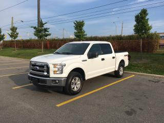 Used 2017 Ford F-150 SUPER CREW XLT for sale in Concord, ON