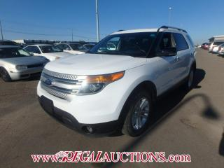 Used 2013 Ford EXPLORER XLT 4D UTILITY 4WD V6 3.5L for sale in Calgary, AB