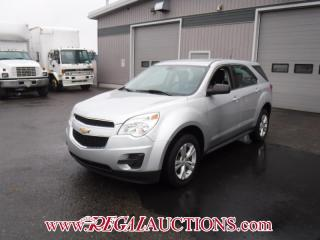 Used 2010 Chevrolet EQUINOX LS 4D UTILITY AWD 2.4L for sale in Calgary, AB