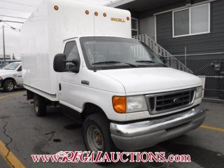 Used 2007 Ford E350 CUTAWAY for sale in Calgary, AB