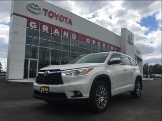 Used 2014 Toyota Highlander XLE for sale in Pickering, ON