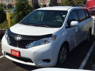 Used 2014 Toyota Sienna LE 8 PASSENGER for sale in Pickering, ON