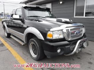 Used 2008 Ford RANGER XLT SUPERCAB 2WD for sale in Calgary, AB