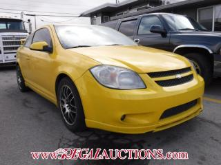 Used 2009 Chevrolet COBALT SS 2D COUPE for sale in Calgary, AB