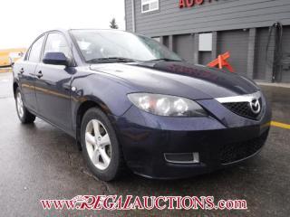 Used 2008 Mazda MAZDA3 GS 4D Sedan for sale in Calgary, AB
