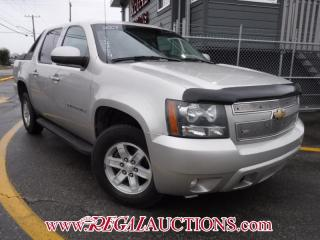 Used 2007 Chevrolet Avalanche for sale in Calgary, AB