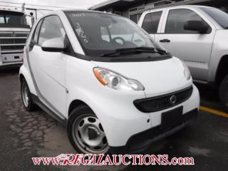 Used 2013 Smart FORTWO  2D COUPE for sale in Calgary, AB