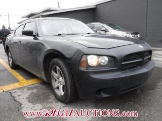 Used 2008 Dodge CHARGER BASE 4D SEDAN for sale in Calgary, AB