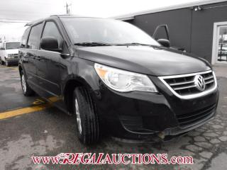 Used 2009 Volkswagen ROUTAN  4D WAGON for sale in Calgary, AB