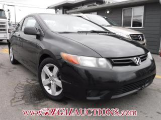 Used 2006 Honda CIVIC EX 2D COUPE for sale in Calgary, AB