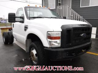 Used 2008 Ford F350  REG CAB  4WD for sale in Calgary, AB