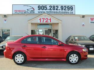 Used 2010 Mitsubishi Lancer WE APPROVE ALL CREDIT for sale in Mississauga, ON