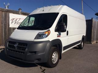 Used 2014 RAM ProMaster High Roof for sale in Stittsville, ON