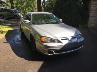 Used 2001 Pontiac Grand Am GT1 for sale in Toronto, ON
