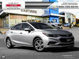 Used 2017 Chevrolet Cruze - for sale in Markham, ON