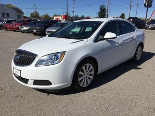 Used 2016 Buick VERANO LEATHER/CLOTH * POWER GROUP * LOW KM for sale in London, ON