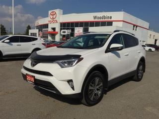 Used 2016 Toyota RAV4 XLE AWD w/ Backup Cam, Moonroof, BSM for sale in Etobicoke, ON