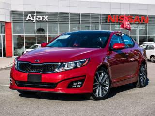 Used 2014 Kia Optima Turbo*Nav*Leather*Back Up Cam*Heated Seats for sale in Ajax, ON