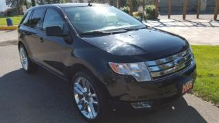 Used 2009 Ford Edge SEL AWD for sale in West Kelowna, BC