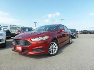 Used 2013 Ford Fusion SE 2.5L 4cyl for sale in Midland, ON