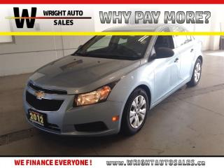 Used 2012 Chevrolet Cruze LS|TRACTION CONTROL|AIR CONDITIONING|100,528 KMS for sale in Cambridge, ON