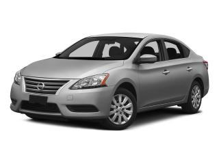 Used 2015 Nissan Sentra 1.8 SV CVT for sale in Mississauga, ON