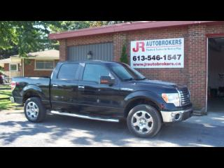 Used 2010 Ford F-150 XLT XTR 4X4 Supercrew - Low Mileage! for sale in Elginburg, ON