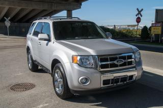 Used 2009 Ford Escape Limited 3.0L Coquitlam Location - 604-298-6161 for sale in Langley, BC