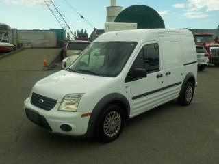 Used 2010 Ford Transit Connect XLT Cargo Van with Bulkhead Divider for sale in Burnaby, BC