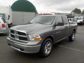 Used 2012 Dodge Ram 1500 SLT Quad Cab Short Box 4WD for sale in Burnaby, BC