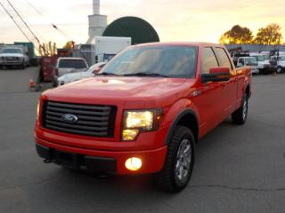 Used 2011 Ford F-150 FX4 SuperCrew 6.5-ft. Bed 4WD for sale in Burnaby, BC