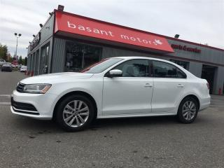Used 2017 Volkswagen Jetta Wolfsburg Edition, Backup Cam, Heated Seats!! for sale in Surrey, BC