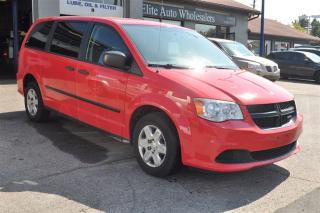 Used 2013 RAM Cargo Van C/V ONLY 68, 000 kms for sale in Aurora, ON