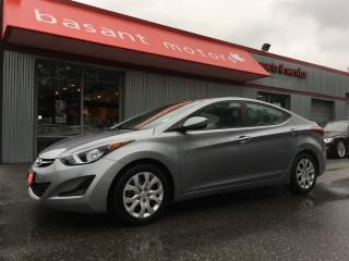 Used 2016 Hyundai Elantra 6 months no payment, O.A.C. for sale in Surrey, BC