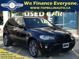 Used 2012 BMW X5 xDrive50i, M Sport Pkg, Navigation 88K kms for sale in Concord, ON