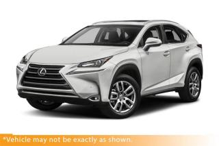 Used 2015 Lexus NX 200t AWD, MoonRoof, Heated/Cooled L for sale in Winnipeg, MB