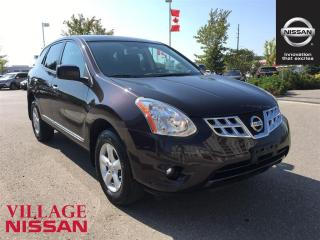 Used 2013 Nissan Rogue S for sale in Unionville, ON