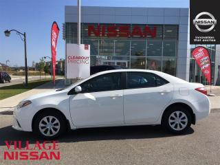 Used 2016 Toyota Corolla CE for sale in Unionville, ON