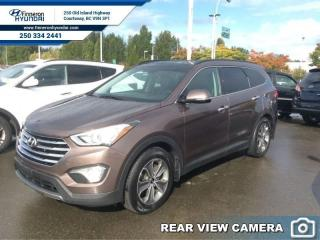 Used 2014 Hyundai Santa Fe XL Luxury with 6 seats  - one owner for sale in Courtenay, BC