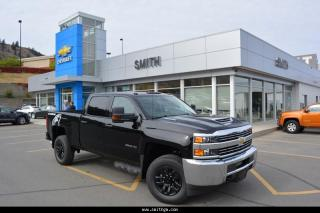 New 2018 Chevrolet Silverado 3500 WT for sale in Kamloops, BC