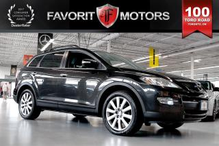 Used 2009 Mazda CX-9 GT AWD   7-PASSENGER   LTHR   BSM   SUNROOF for sale in North York, ON