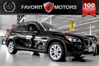 Used 2014 BMW X1 xDrive28i | NAV | BACK-UP CAM | PANO ROOF for sale in North York, ON